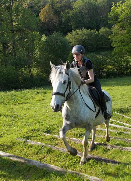 Cours équitation Vire