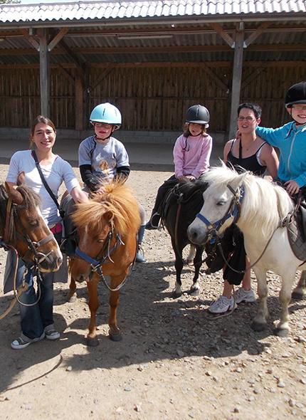 Cours de poney à Caen, Vire, Flers